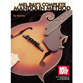 Complete Mandolin Method Book DVD Set