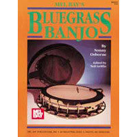 Bluegrass Banjo Book