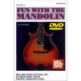 Fun with the Mandolin Book and DVD Set