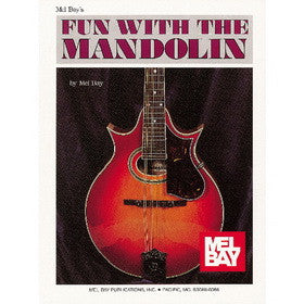 Fun with the Mandolin Book CD Set