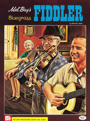 Bluegrass Fiddler Book