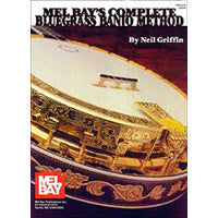 Complete Bluegrass Banjo Method Book