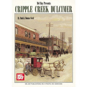 Cripple Creek Dulcimer Book CD