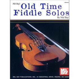 Old Time Fiddle Solos Book