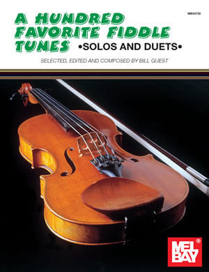 A Hundred Favorite Fiddle Tunes Book