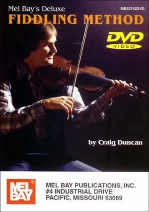 Deluxe Fiddling Method DVD