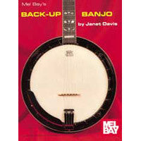 Back-Up Banjo Book CD Set