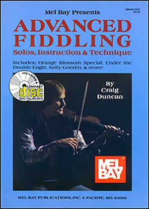 Advanced Fiddling Book CD Set