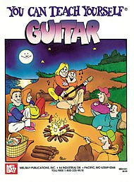You Can Teach Yourself Guitar Book