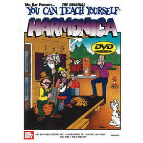 You Can Teach Yourself Harmonica DVD