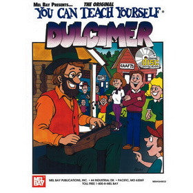 You Can Teach Yourself Dulcimer Book CD Set