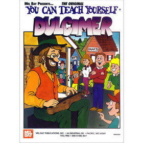 You Can Teach Yourself Dulcimer Book CD DVD Set