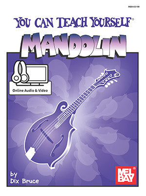 You Can Teach Yourself Mandolin Book Audio Video