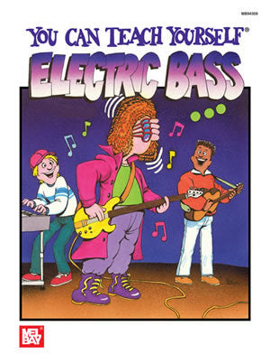 You Can Teach Yourself Electric Bass Book