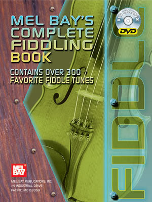 Complete Fiddling Book and DVD Set