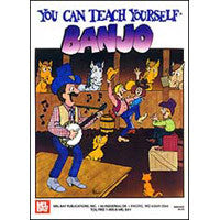 You Can Teach Yourself Banjo Book DVD Set