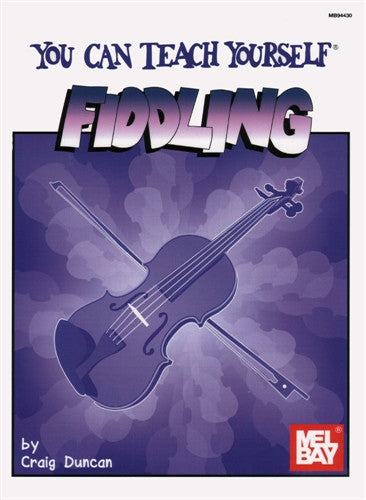You Can Teach Yourself Fiddling Book