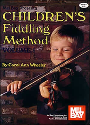 Childrens Fiddling Method Volume 1 Book