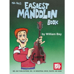 Easiest Mandolin Book