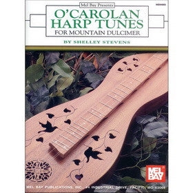 O'Carolan Harp Tunes for Mountain Dulcimer Book