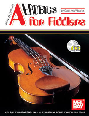 Aerobics for Fiddlers Book