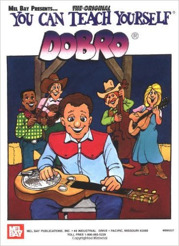 You Can Teach Yourself Dobro Book