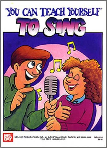 You Can Teach Yourself to Sing Book CD Set