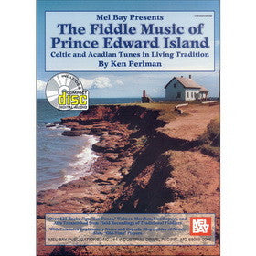 Fiddle Music Of Prince Edward Island Book CD Set