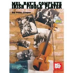 Complete Irish Fiddle Player Book CD Set