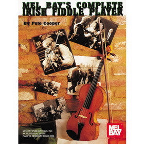 Complete Irish Fiddle Player Book