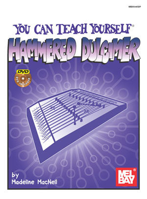 You Can Teach Yourself Hammered Dulcimer Book DVD