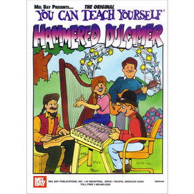You Can Teach Yourself Hammered Dulcimer Book CD DVD