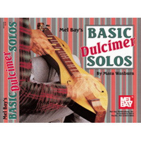 Basic Dulcimer Solos Book