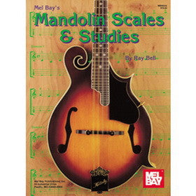 Mandolin Scales & Studies Book