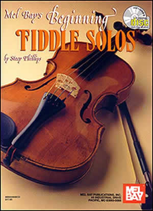 Beginning Fiddle Solos Book Cd Set