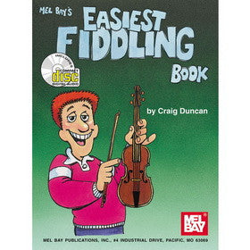 Easiest Fiddling Book CD Set