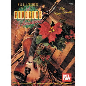 A Fiddling Christmas Book