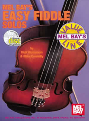 Easy Fiddle Solos Book Cd Set