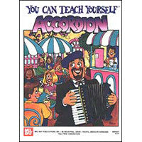 You Can Teach Yourself Accordion Book CD Set