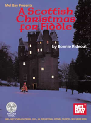 A Scottish Christmas For Fiddle Book