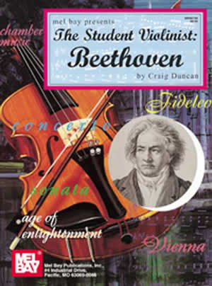 The Student Violinist Beethoven Book