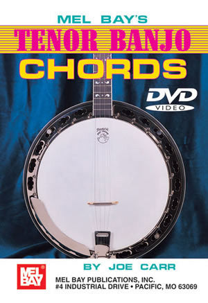 Tenor Banjo Chords DVD
