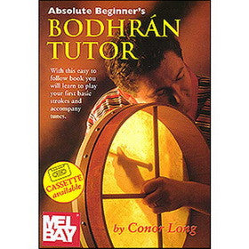 Bodhran Tutor Absolute Beginners Book
