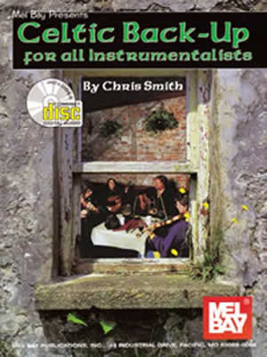Celtic Backup for All Instrumentalists Book CD Set
