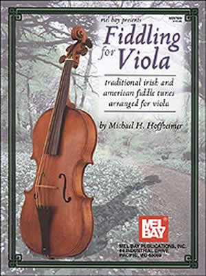 Fiddling for Viola Book