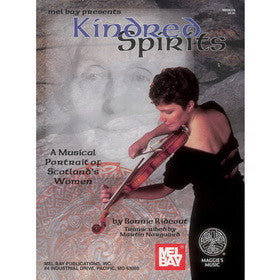 Kindred Spirits Musical Portrait Of Scotlands Women BCD