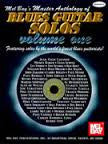 Blues Guitar Solos Anthology Volume one Book Cd Set