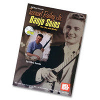 Tarrant Bailey Jr. Banjo Solos Book CD Set