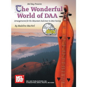 Wonderful World Of Daa Book Cd Set