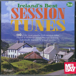 Ireland's Best Session Tunes 2 CD Vol.1